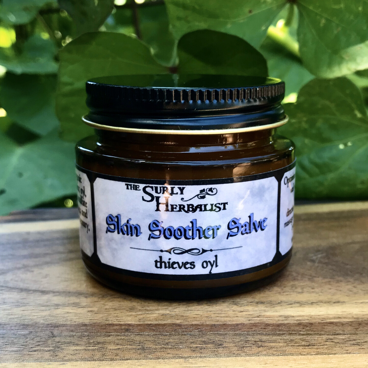 Skin Soother Salve - Thieves Oyl