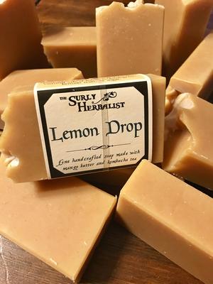 Kombucha Soap - Lemon Drop