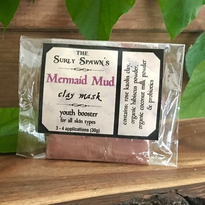 Mermaid Mud - Youth Booster Clay Mask