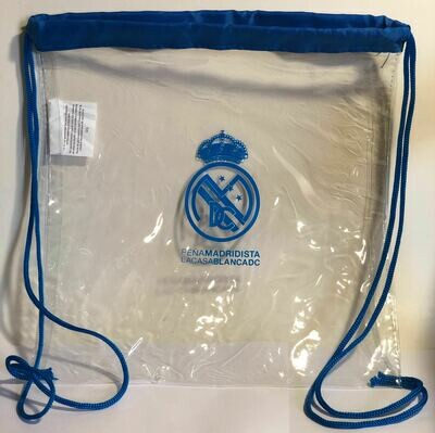 Official Peña Clear Game Drawstring Sportpack