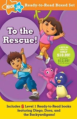 Ready-To-Read Boxed Set: To The Rescue