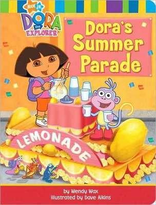 Dora's Summer Parade