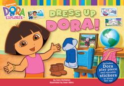 Dress Up Dora!