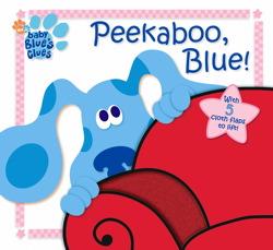 Peekaboo, Blue!