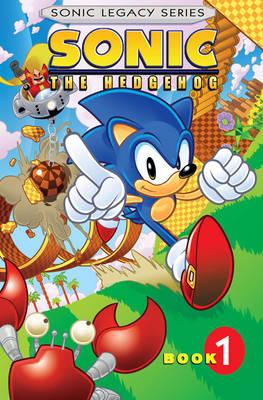 Sonic The Hedgehog: Legacy book 1