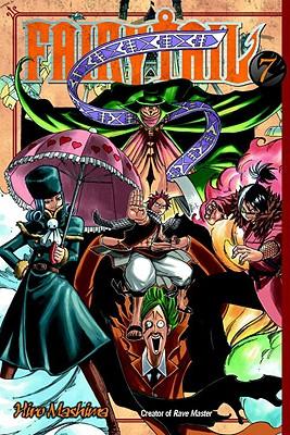 Fairytail vol 7