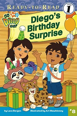Ready-To-Read level 1: Diego's Birthday Surprise