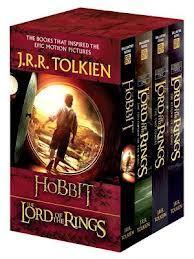 J.R.R.Tolkien Boxed Set