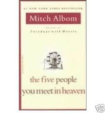 The Five People You Meet in Heaven (Intl)