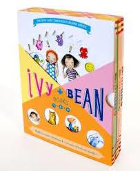 Ivy & Bean Boxed Set (books 7-9)