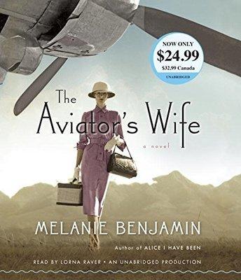 The Aviator's Wife (audio CD)