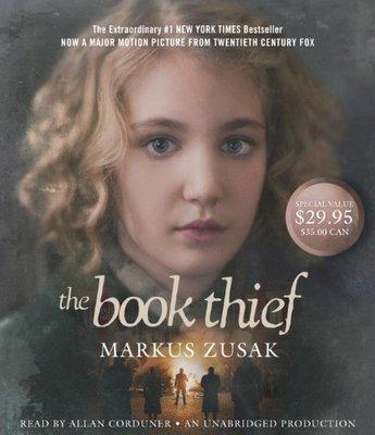 The Book Thief - audio CD