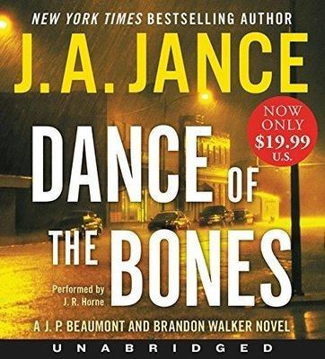 Dance of the Bones - audio CD