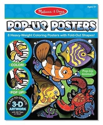 Pop-Up Posters-Animals